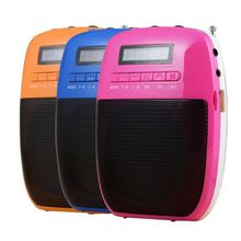 made in China built-in loud speaker car 3.5mm jack mp3 mini speaker bluetooth boom box speaker amplifier
