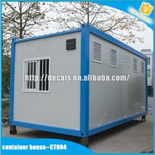 mobile home container cool room