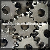 GS125 small sprocket Two seat go kart sprocket Wholesale direct from china sprocket