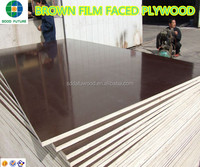 TOP QUALITY BROWN FILM FACED PLYWOOD