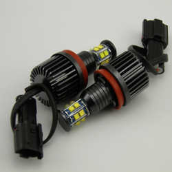 New Arrival Super Brightness Canbus 1400LM 120W H8 Angel Eye Marker For BMW X5 X3 X6