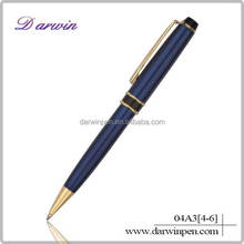 Novelty design the cheapest promotional pen metal