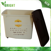 2015 NEW Arrival hot selling 30L 12KG plastic pp pets food container