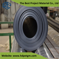 HDPE Waterproof smooth or dimpled Geomembrane liner