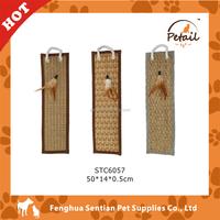 Sisal Mat Cat Toy Door Scratch Wall Scratch Mat Cat Mat Scratcher Cat Toy