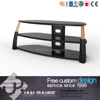 New design fashionable and comfortable lcd tv stand