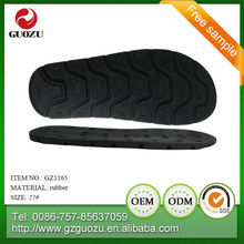 hot sale child rubber outsole manufacturer