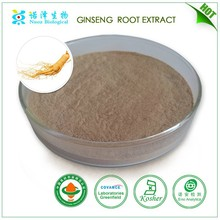 2015Hot selling ginseng root extract powder2%~50% herbal extract health care products