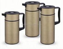 European style Design Stainless Steel Coffee warmer pot