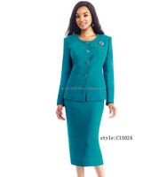 2015 new arrival women suits jackect with skirts/office lady suits/business suits