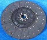 hight quality Z9A725160300 Heavy truck Parts Clutch Disc china truck