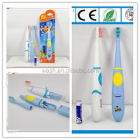 Blue color Hot sale special needs electrical toothbrushes for Kids