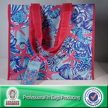 Lead Free Non Woven Tote Bags For Ladies