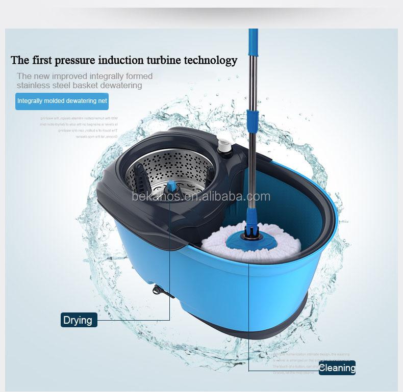 washing mop heads in washing machine