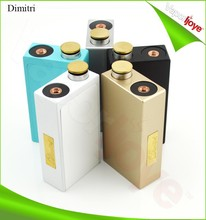 High quality Dimitri box mod clone with wholesale factory price