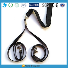 1 lead 2 Nylon Pet Dog Double Puppy Leashes Lead Harness Belt Rope One Leashes Can take two dogs Hot Selling