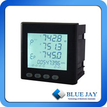 power meter energy meter multifunction meter measure current, voltage, active power, reactive power