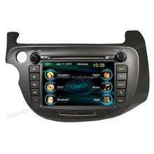 7 inch touch screen car dvd player car dvd gps for Honda Fit car dvd gps navigation