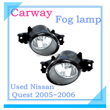 Hot selling products parts for Nissan Quest 2004 fog lamp