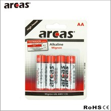 LR6 AA Alkaline Battery for Home Use