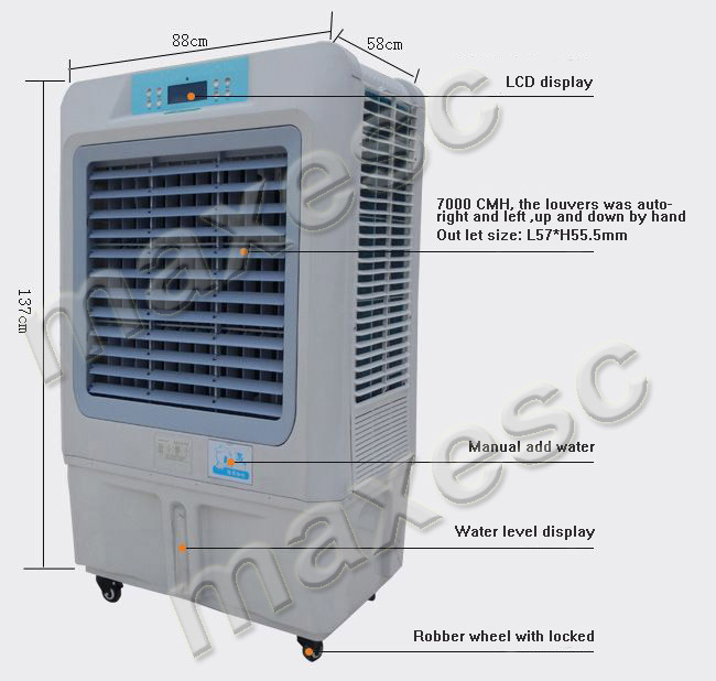 Air Compressor Cooler : Cooling ac low noise solar powered air compressor cooler