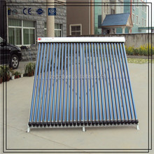 good price and excellent efficiency heat pipe tube solar collectors