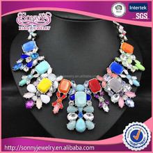 Wholesale china merchandise fashion women necklace