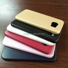 Extra-thin light leather case cover for samsung galaxy S6 Ultrathin case