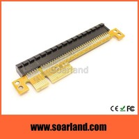 High Quality pci express x4 to x16 riser card