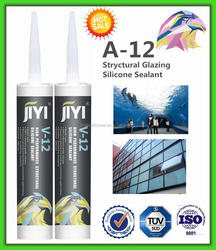 green color silicone sealant/sign fixing silicone sealant/gp sealant