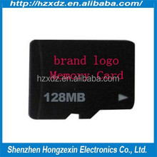 Factory bulk 128MB MICRO TF sd Memory Card good quality