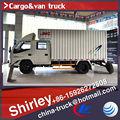 Furgoneta de carga del cuerpo, camión de carga, furgoneta de carga del cuerpo de camiones chengli automobile co., ltd