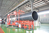 sdr 17 hdpe pipe potable water supply pipe below ground