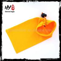 new product double side plush bags,sunglass pouch,microfiber glasses bags
