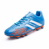 2015football shoe sport brand name for children adults sport, good quality sport soccer shoes for kids or men women have sample