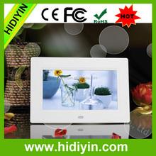 10.1 inch digital photo frame with multi function & motion sensor