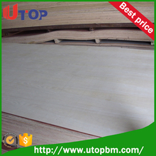 Good quality AA grade nature Ash,oak & Walnut fancy commercial plywood with good price