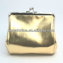2014 promotional leather coin purse-pocket coin holder-coin bag