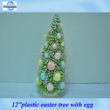 """6""""/9/12"""" Christmas tree with plastic ball from shenzhen factory"""