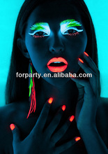 CG-GL509 Glow face paint wholesale UV paint