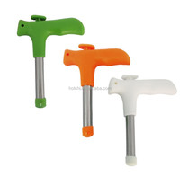 color handle coconut opener for sale