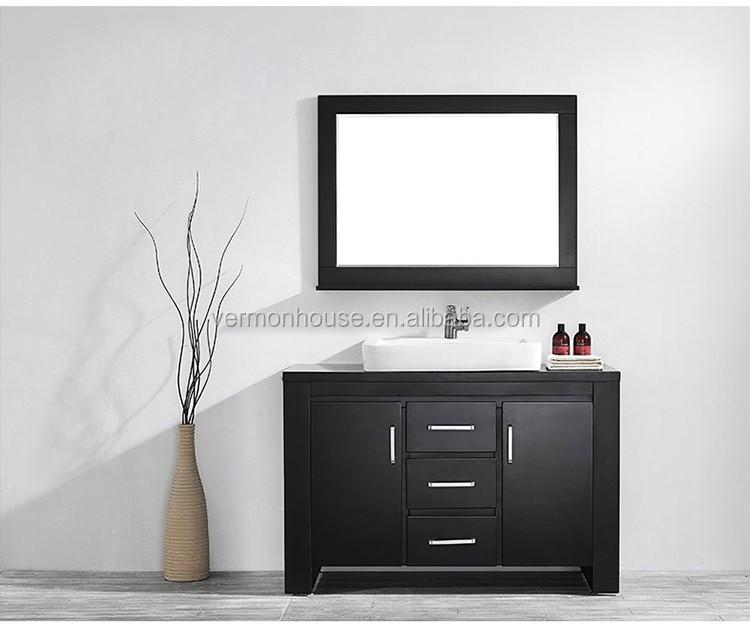 hangzhou vermonhouse personnalis fait salle de bains vanity set avec miroir meuble lavabo de. Black Bedroom Furniture Sets. Home Design Ideas