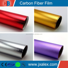 TQ-4DG/120micron/140gsm High Quality Car Wrap 4D Carbon Fiber Film,Carbon Fiber Film Low Price,PVC Carbon Fiber Film Rolls