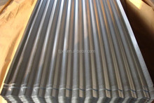 ASTM JIS EN AS G550 Hot Dipped Galvalume / Zincalume / Aluzinc Coated Steel Corrugated Matel Roofing Sheets / Panels/Shingle 17