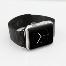 High Quality Stainless Steel Mesh Watch Band For Apple Watch Milanese Watch Band Strap