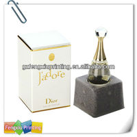 Golden Hot Stamping Olive Oil Packaging Box