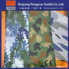 65 polyester 35 cotton fabric tc ripstop blend fabric/military digital camouflage printed for military uniform fabric
