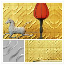 pvc building material self adhesive vinyl wall covering