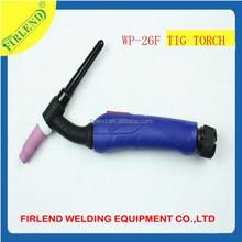 WP-26 gas cooled tungsten argon arc welding torch head
