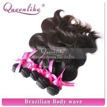 Fadianxiu queen like hair new products virgin human body wave hair extension unprocessed brazilian human hair
